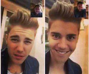 crazy, justin, and bieber image