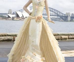 barbie, vogue, and wedding image