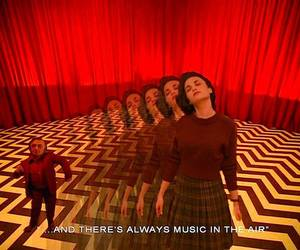 music and Twin Peaks image