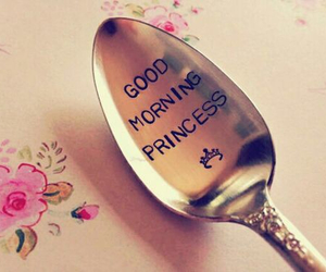princess, morning, and good morning image