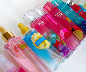 perfume, girly, and pink image