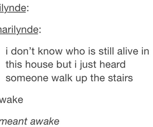 alive, tumblr, and funny image