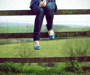 photography, green, and shoes image