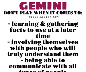 gemini, horoscope, and virgo image