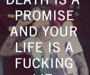 bmth, bring me the horizon, and death image
