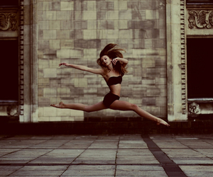 amazing, ballet, and girl image