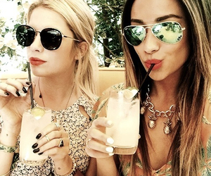 ashley, summer, and pll image