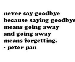 peter pan, text, and quote image