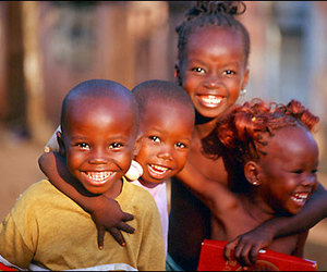 africa, happy, and child image