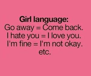 girl, true, and love image