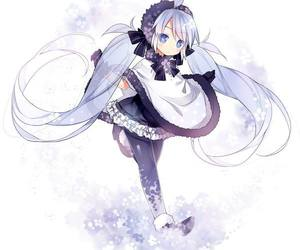 anime, kawaii, and vocaloid image