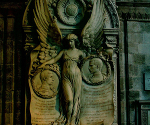 angel, angels, and architecture image