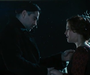 romantic movie, love, and winters tale image