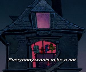 cat, aristocats, and disney image