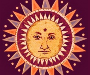 sun and art image