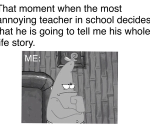 annoying, funny, and school image