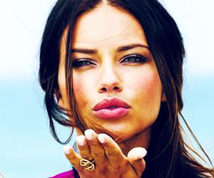 Adriana Lima, angel, and beauty image
