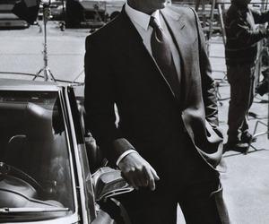 Pierce Brosnan, James Bond, and suit image