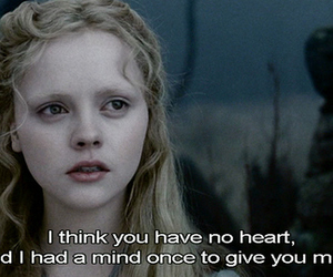 heart, quote, and sleepy hollow image