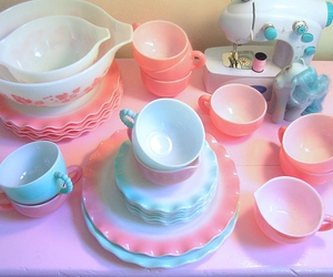 pink, pastel, and toys image
