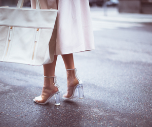 fashion, shoes, and blogger image