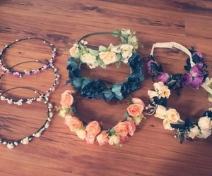 flowers, fashion, and accessories image