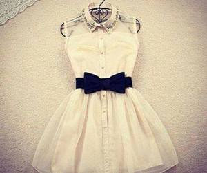 collar, girly, and cute image