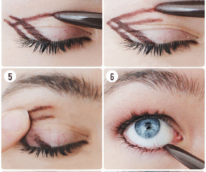 beautiful, Easy, and eyes image