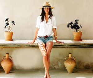 summer, hat, and style image