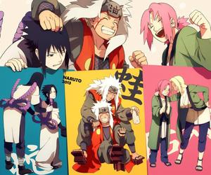 naruto, sasuke, and orochimaru image