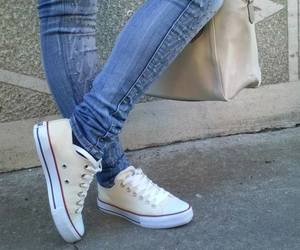 converse, all star, and white image