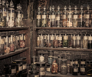 class and potions image