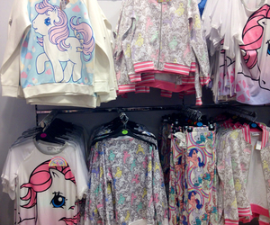 unicorn, kawaii, and my little pony image