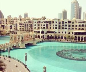 luxury, summer, and Dubai image