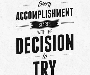 advice, black and white, and motivation image