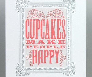 cupcake and happy image