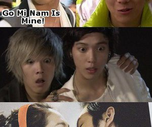 hongki, kiss, and kdrama image