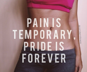 body, sore, and no pain no gain image
