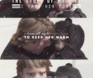 frozen, one direction, and story of my life image