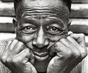 blues and son house image