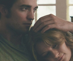couple, robert pattinson, and remember me image