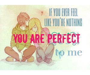 couple, edit, and Lyrics image
