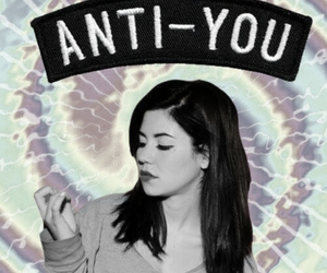 marina and the diamonds, grunge, and marina diamandis image
