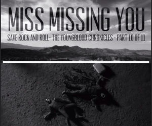 fall out boy, FOB, and miss missing you image