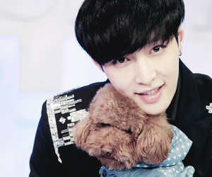 lay, exo, and yixing image