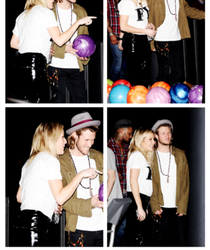 dougie poynter, Ellie Goulding, and ship image