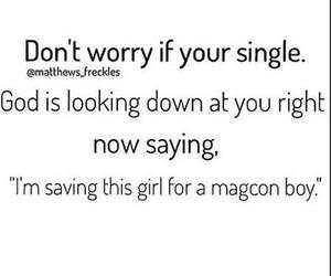 single, magcon, and magcon boys image