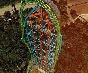 Roller Coaster, funny, and rollercoaster image