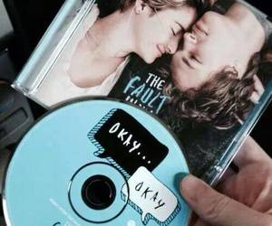 the fault in our stars, cd, and tfios image
