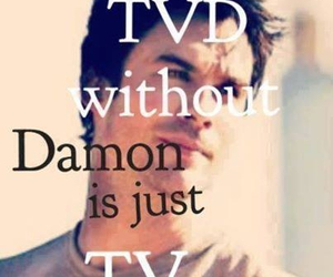 tvd, ian somerhalder, and damon image